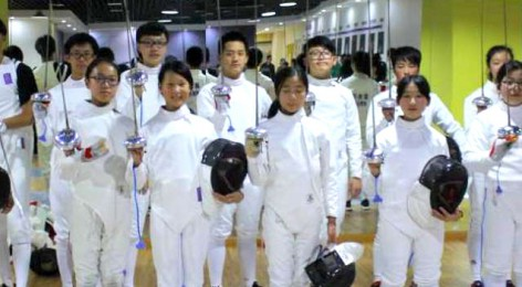 Medals galore at the Regional Fencing Championship.