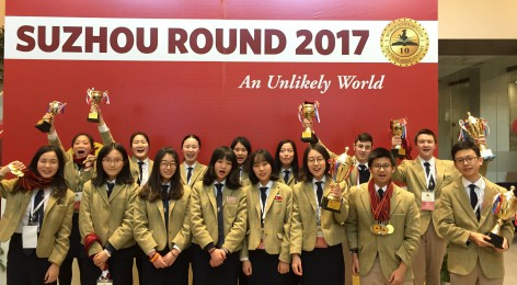 World Scholar's Cup Camp and Regional Round, Suzhou