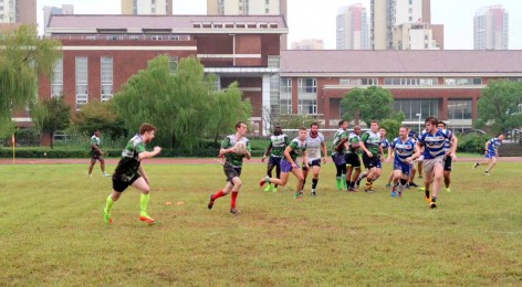 Changzhou Giants RFC Success in Suzhou