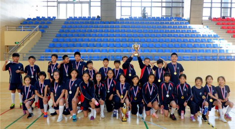 Grade 4 and 5 House Sports Competitions