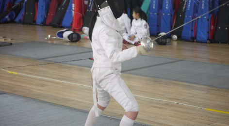 Wycombe Abbey Fencers go on the Attack