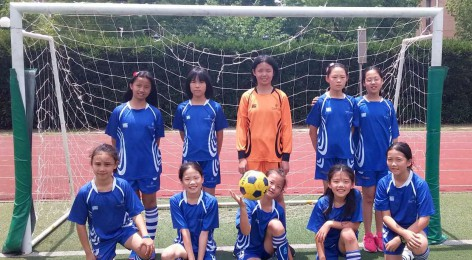 U11 Girls Footballers End Their Season with Gritty Final Match Win!