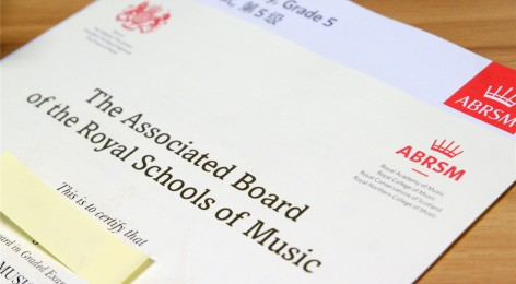 100% Merit and Distinction Awards for WAIS ABRSM Grade 5 Theory Candidates
