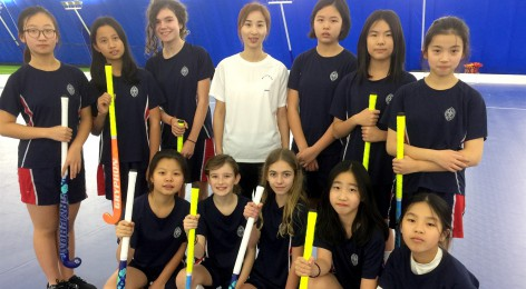 Jiangsu Hockey Captain joins Wycombe Abbey PE Department
