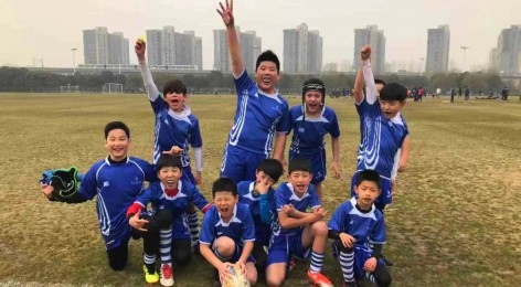 Impressive Weekend for Primary Sport in Shanghai