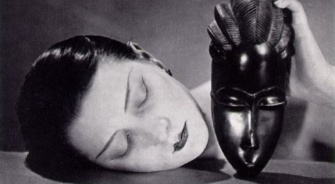Man Ray, Masks, and Ancient Egypt