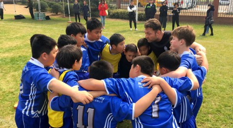 WAIS Primary Rugby Team